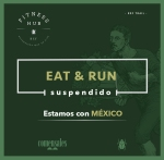 EAT & RUN suspendido