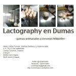 lactography en dumas