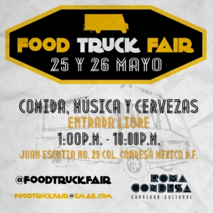 decimo corredor food truck fair