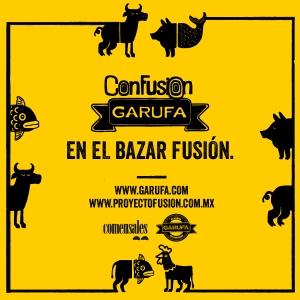 Fonda Garufa, Bazar Fusión, Comensales