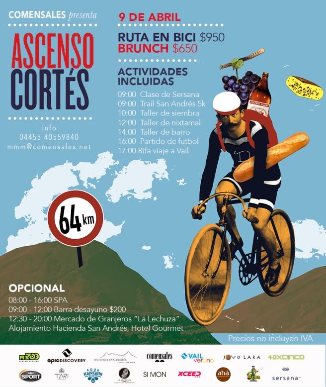 Ascenso Cortés cartel