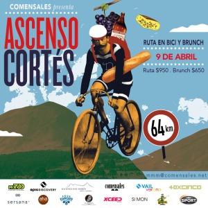 Ascenso Cortés