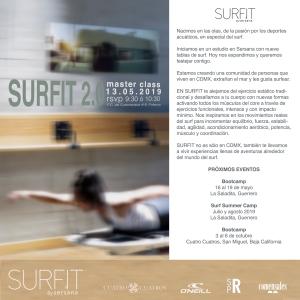 surfit eventos