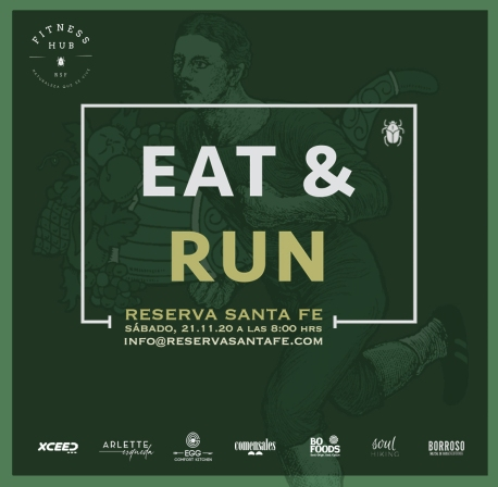 Eat and Run 2020